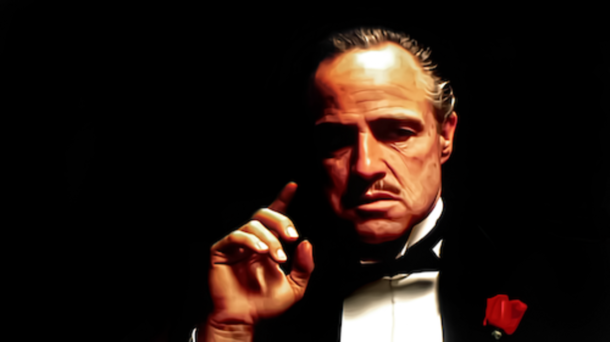 Thema: The Godfather op het White Collar Boxing Event